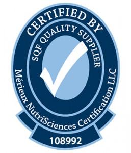 SQF Quality Supplier
